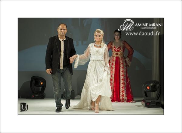 Défilé Caftan Amine Mrani