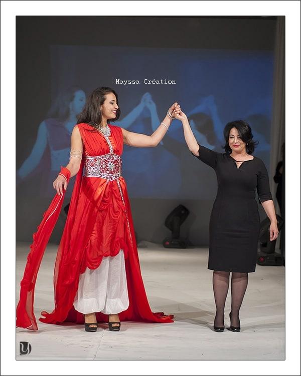 robe mariage oriental