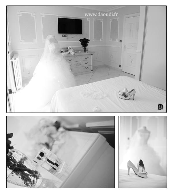 préparatif mariage gitan à toulon