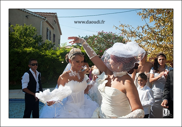 Rituel mariage Gitan