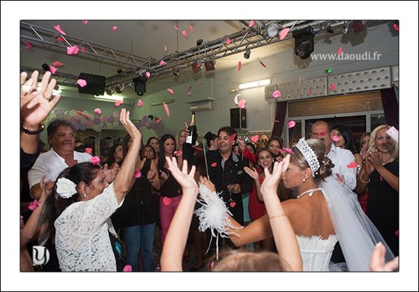 Mariage Gitan à la salle madisson ollioules
