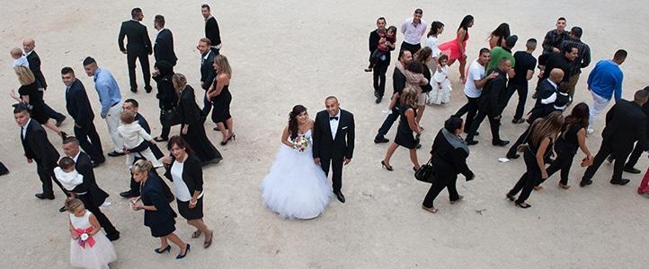 Negafa à Nîmes | Mariage mixte haut en couleur