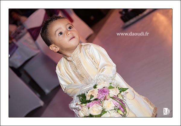 enfants mariage oriental