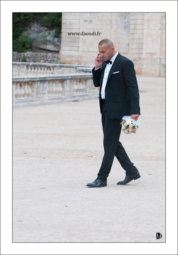 Photographe de mariage nimes