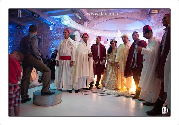 mariage oriental nimes