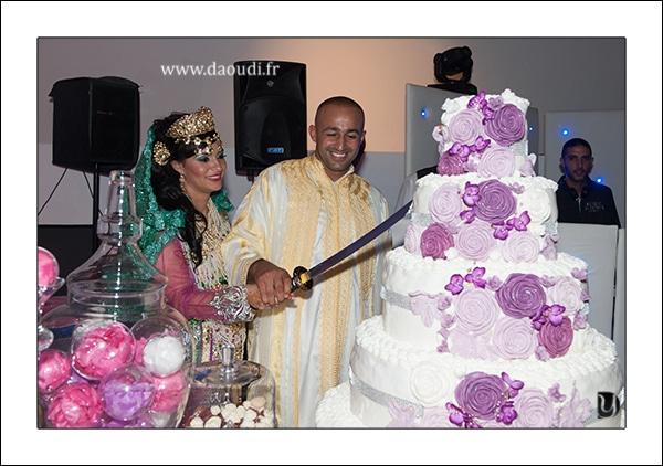 Bien-aimé Mariage à Nimes d'Anouchka & Kamel - BU21