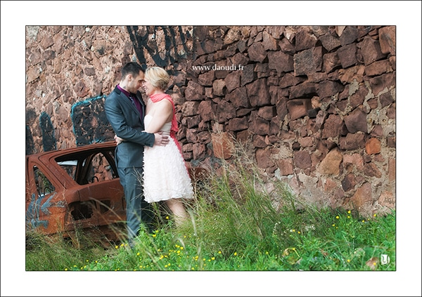 photo mariage couple la crau