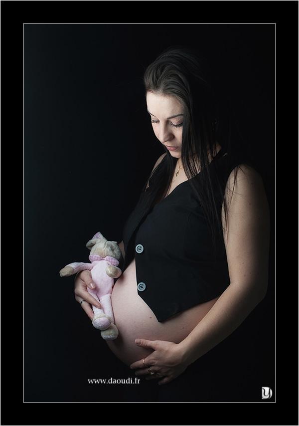 photographe femme enceinte la valette du var