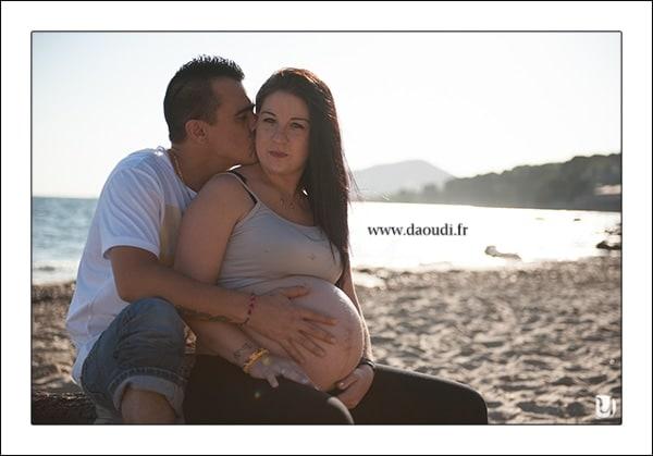 femme enceinte shooting toulon