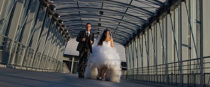 Mariage à La Seyne Sur Mer de Aïda et Mohamed