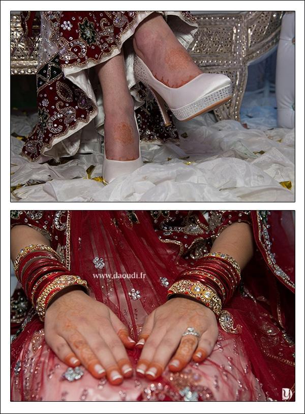 mariage oriental à Melun