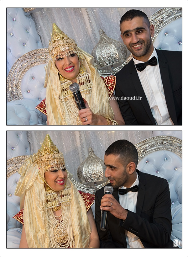 mariage oriental cheda