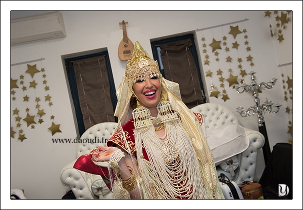 mariage oriental cheda