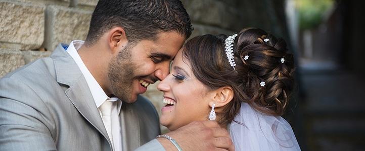 Photographe mariage oriental à Toulon