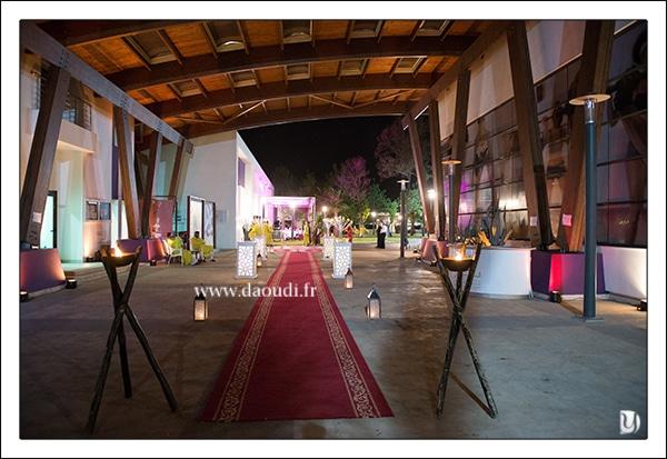 Mariage au club Narjis à Rabat