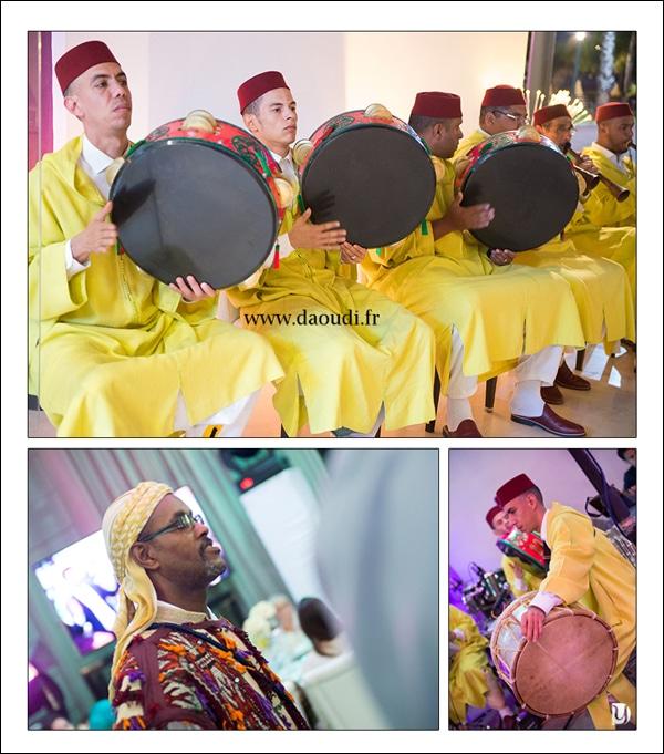 Groupe de musique mariage à Rabat