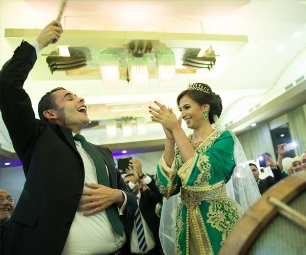 Mariage à Rabat – Maroc – de Rhada et Abdellah
