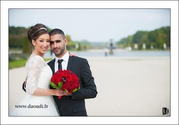 Mariage à Fontainebleau