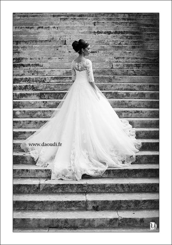 Séance photos mariage à Fontainebleau