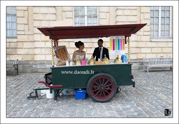 Photos mariage oriental