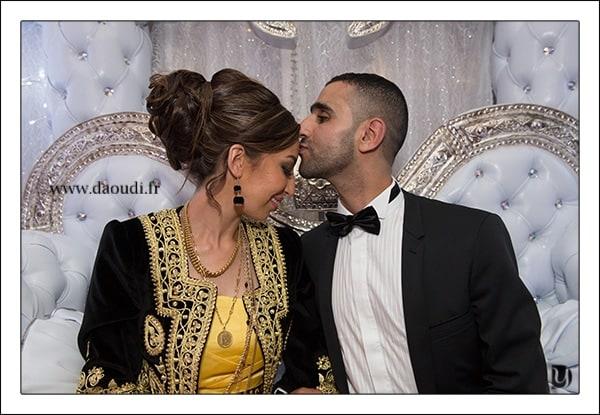 Mariage maghrébin à Paris