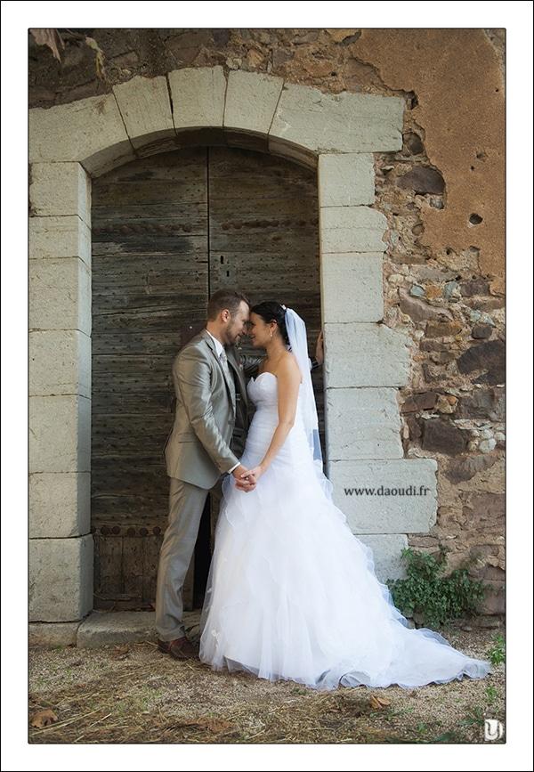 photo couple mariage à la valette du var