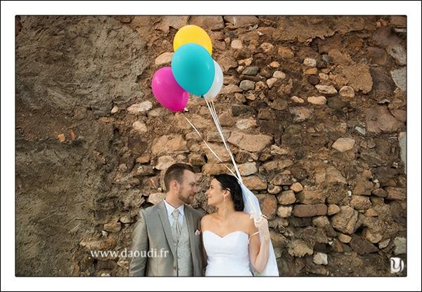 photo intimiste mariage à la valette du var