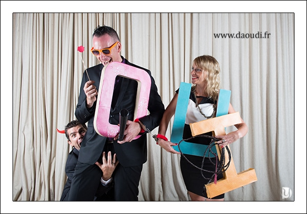 studio photo mariage