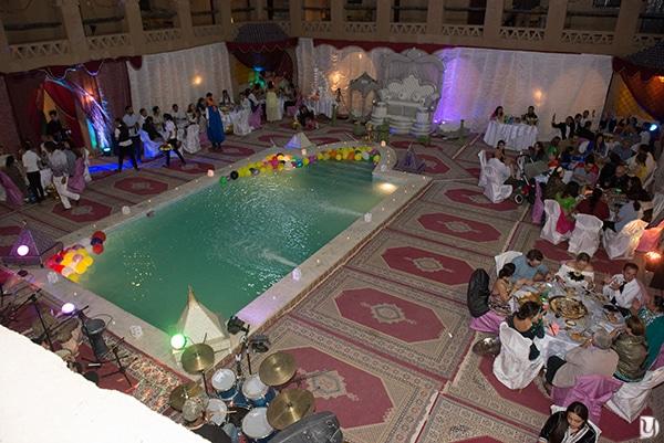 mariage hotel nasser palace à merzouga