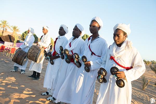 musique gnawa mariage merzouga