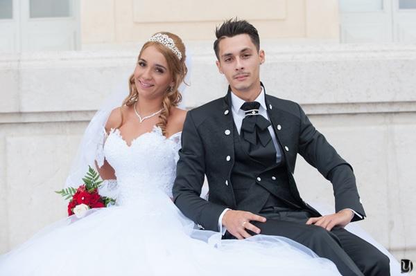 Photos de couple mariage gitan