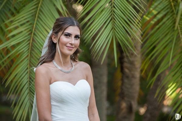 Mariée turc, séance photo