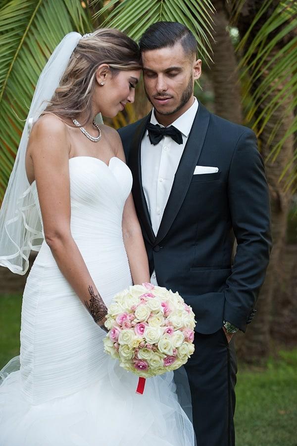 Séance couple mariage turque