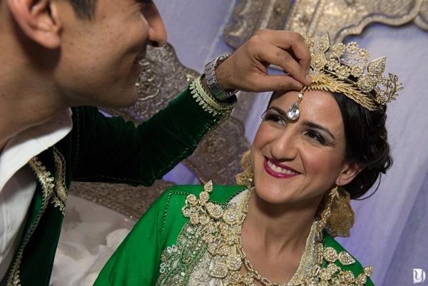 mariage morocco indien
