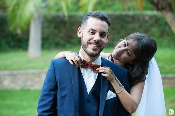 Photos couple mariage au mourillon