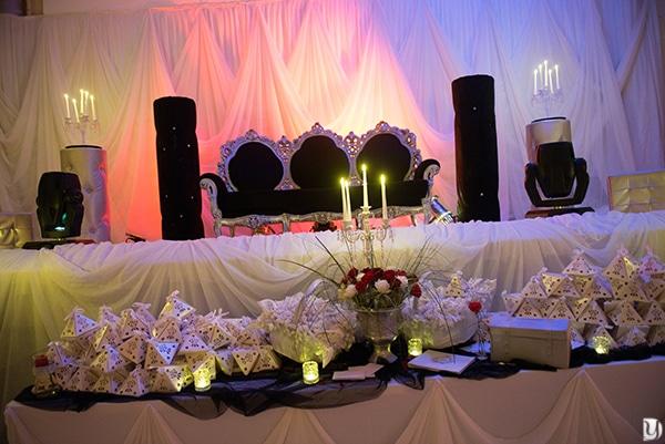 Décoration mariage LNC Design Lydia Chihi