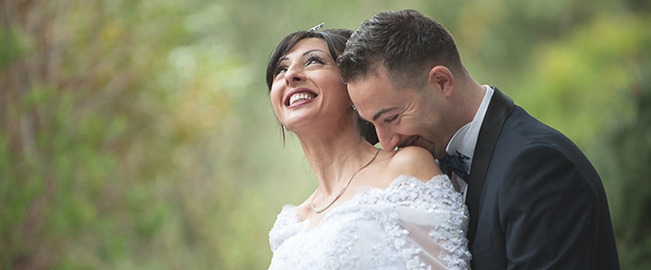Photographe la Seyne sur Mer : Mariage intime dans le VAR