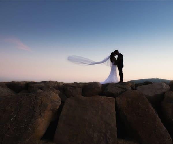 Mariage réussi avec une décoratrice de mariage à Toulon