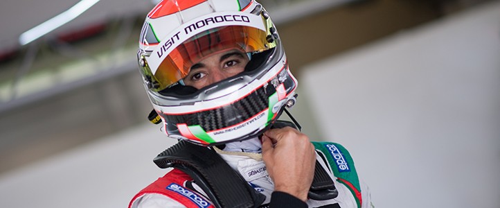 WTCC 2016 Mehdi Bennani au Circuit Paul Ricard au Castellet