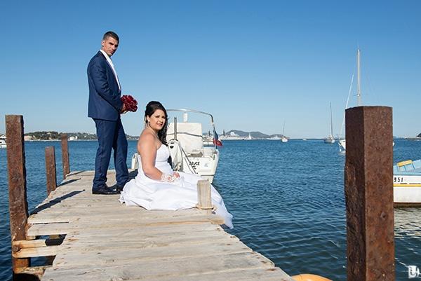 Photos mariés à Tamaris La Seyne Sur Mer