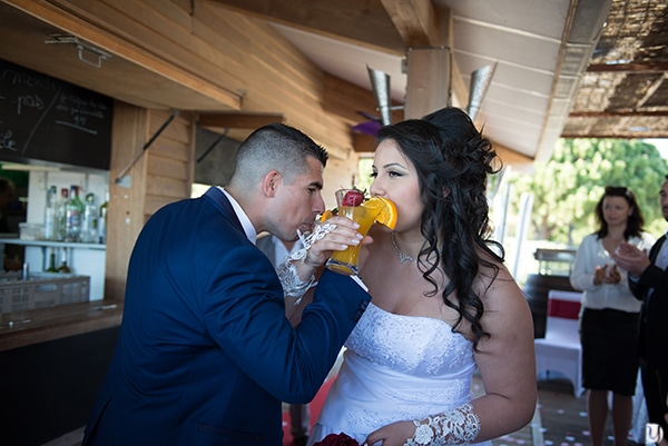 Mariage aux Sablettes, La Seyne Sur Mer