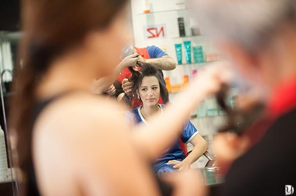 Agdal salon de coiffure make up