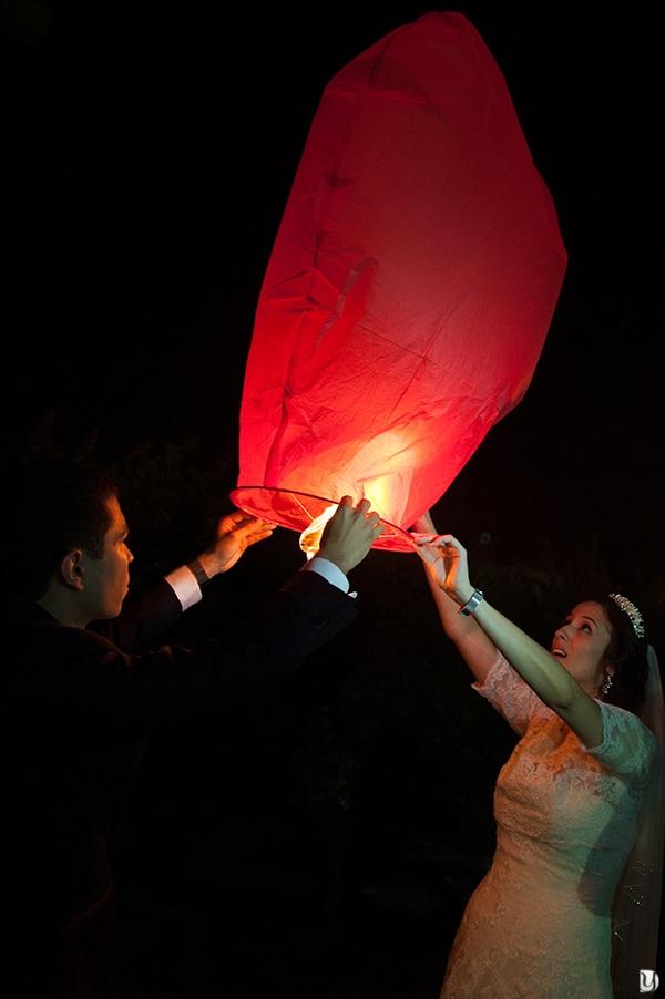 Lanterne mariage à Rabat