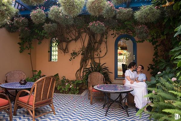 Yassine Daoudi Photographe villa mandarine à Rabat