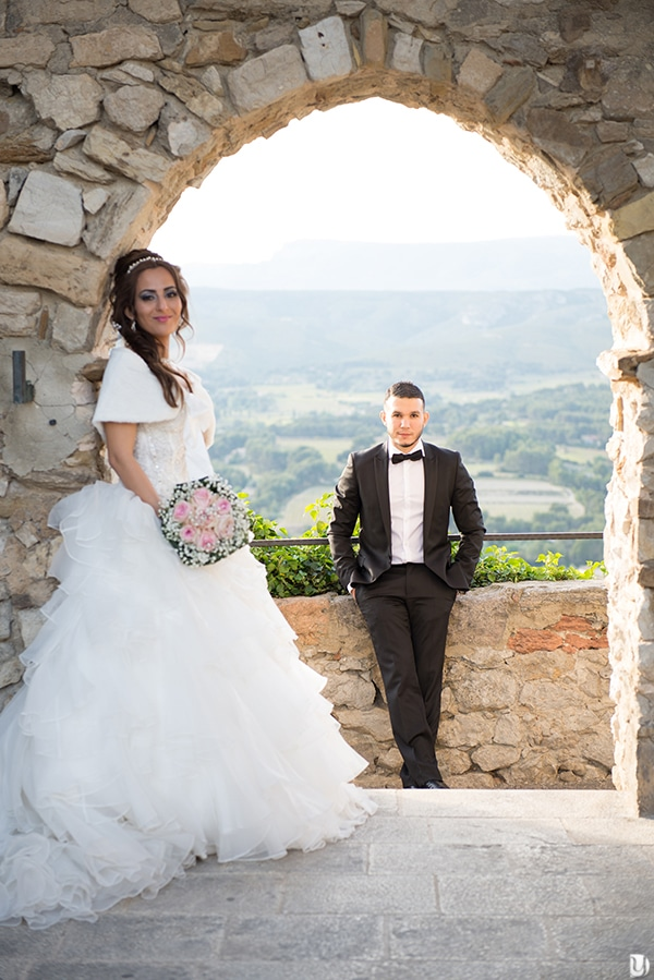 Photographe de mariage au Beausset