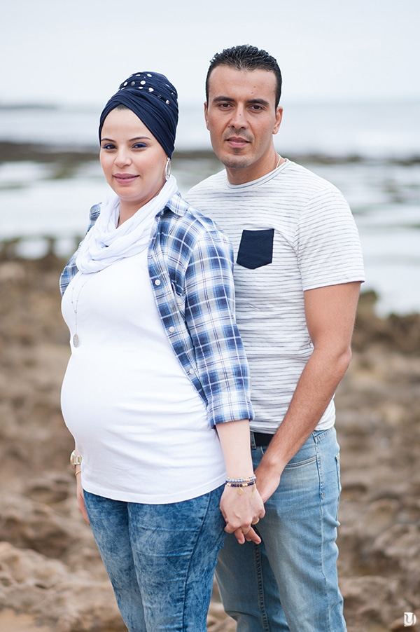 photographe femme enceinte rabat