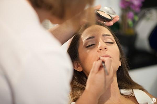 Preparatifs mariée, Negafa Latifa Orange