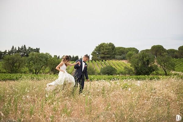 Yassine Daoudi, mariage oriental