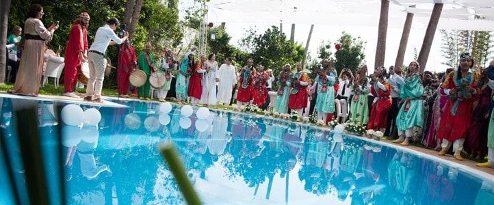 Mariage à Rabat au Maroc, destination wedding