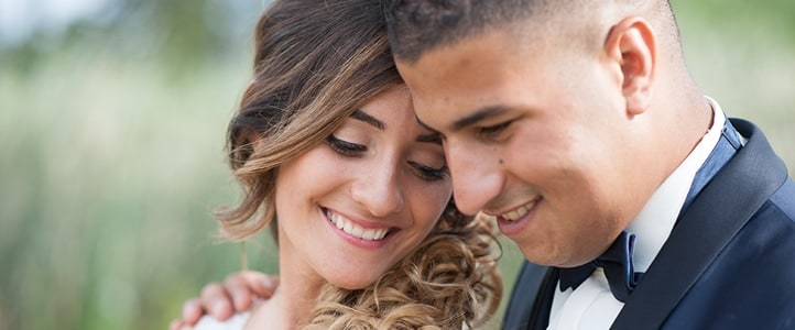 Mariage à Avignon dans le sud de la France